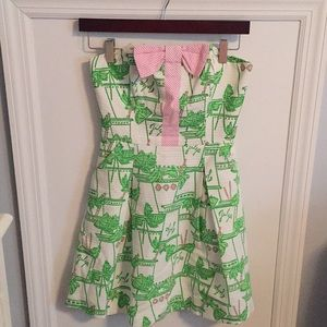 Lilly Pulitzer Dresses - LILY PULITZER printed dress size 00
